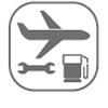 Entrega de combustible para aviones
