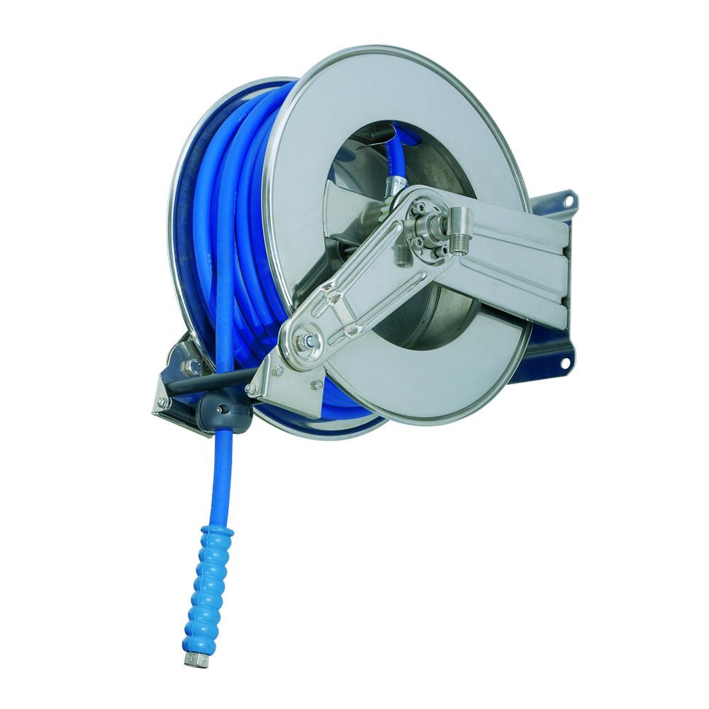AV1100 - Carretes de manguera para agua - Presion 0-200 Bar / 0-2900 PSI