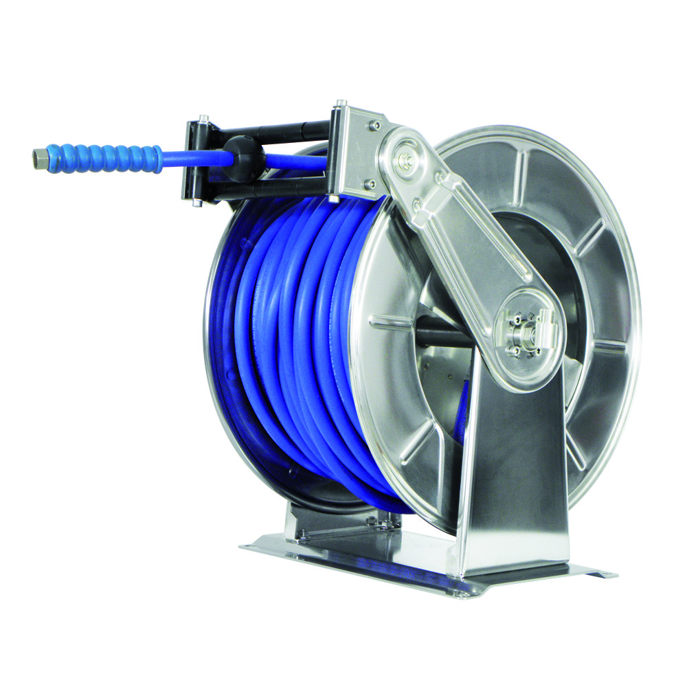 AV6200 - Carretes de manguera para agua - Presion 0-200 Bar / 0-2900 PSI