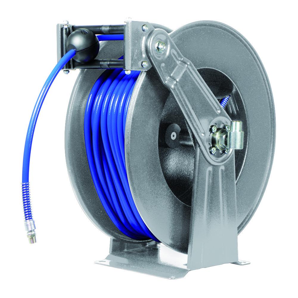 AV830 - Carretes de manguera para agua - Presion 0-200 Bar / 0-2900 PSI