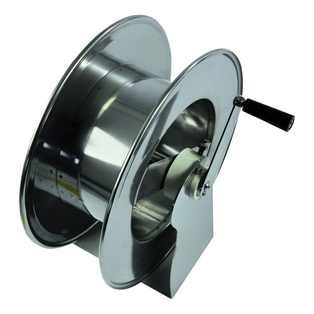 AVM9810 - Carretes de manguera para agua - Presion 0-200 Bar / 0-2900 PSI