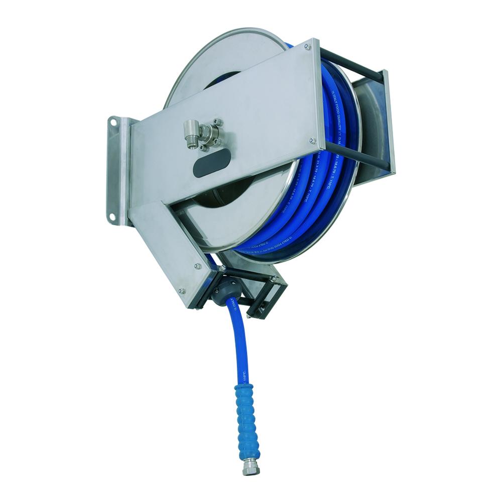 AV2200 600 - Carrete de manguera para agua- Alta presiòn hasta 600 BAR / 8700 PSI
