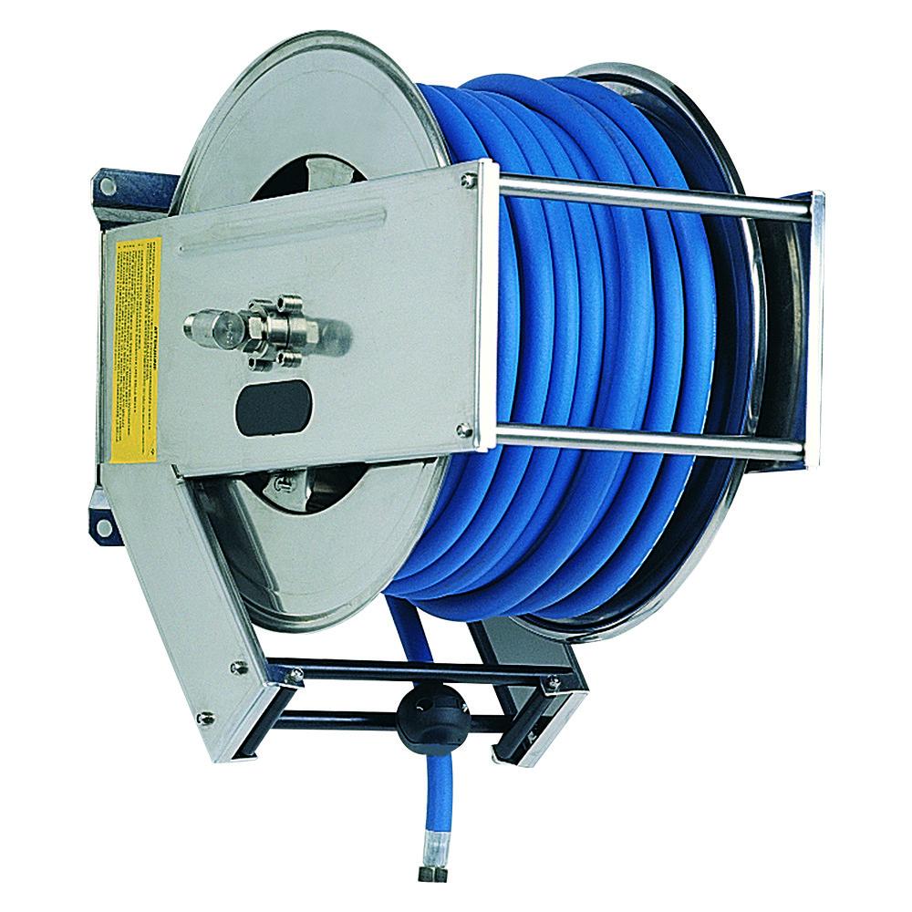 AV4500 600 - Carrete de manguera para agua- Alta presiòn hasta 600 BAR / 8700 PSI