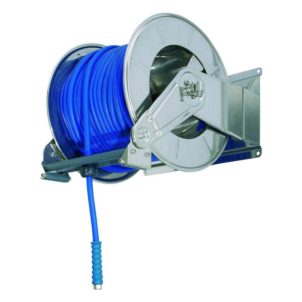 AV6000 600 - Carrete de manguera para agua- Alta presiòn hasta 600 BAR / 8700 PSI