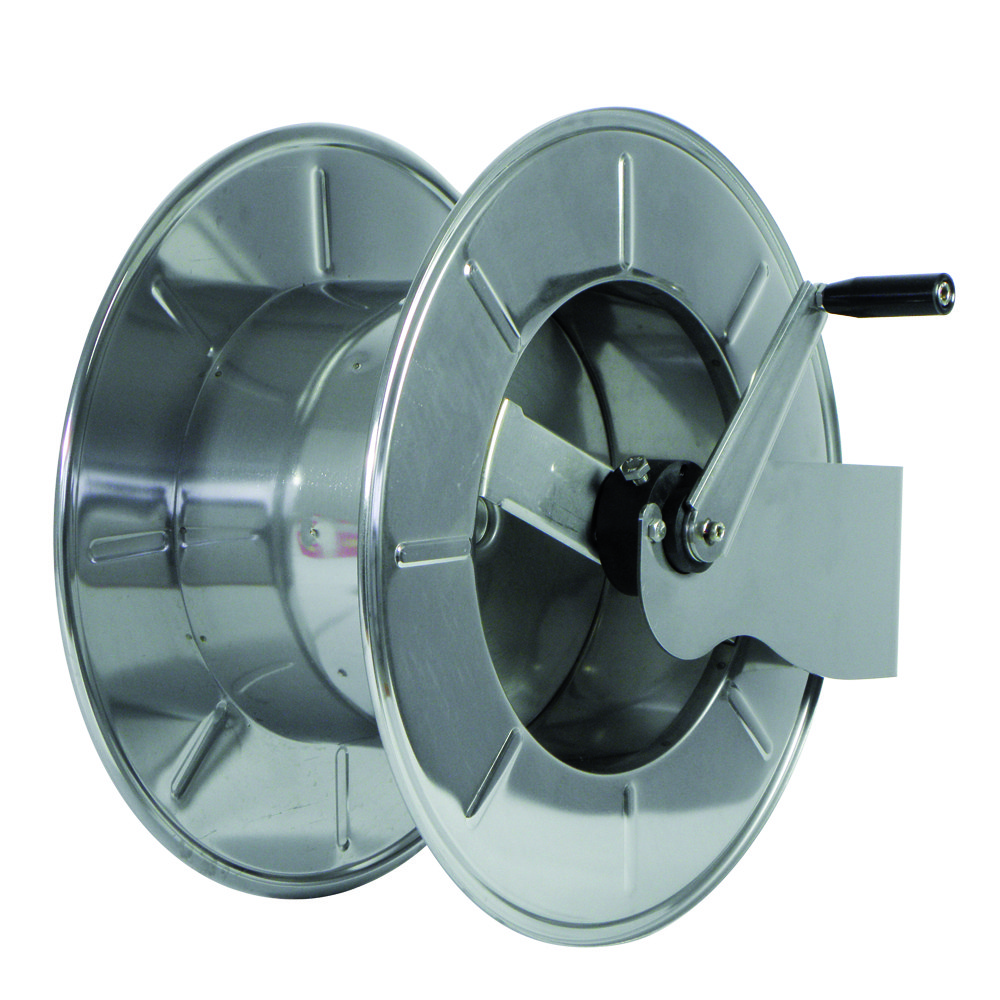 AVM9920 600 - Carrete de manguera para agua- Alta presiòn hasta 600 BAR / 8700 PSI