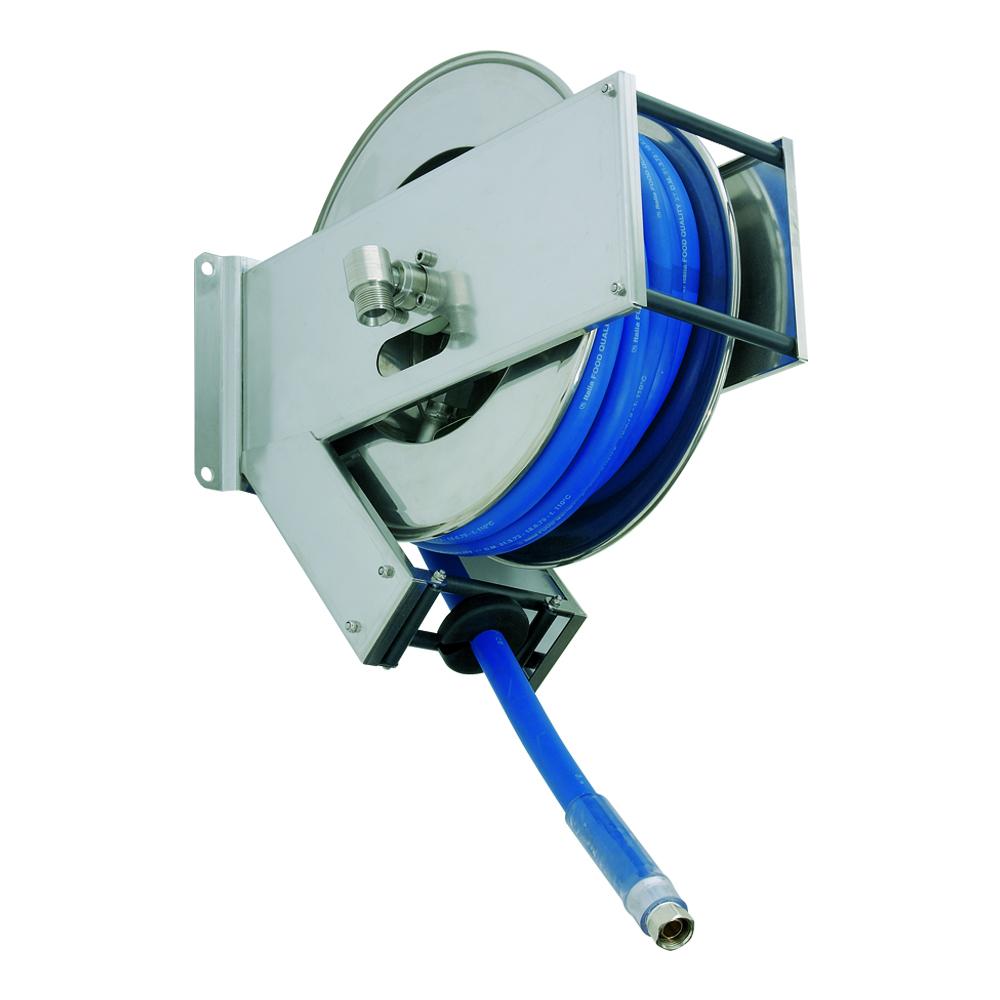 AV2201 - Carretes de mangueras para agua - Alto flujo 0-100 BAR / 0-1450 PSI
