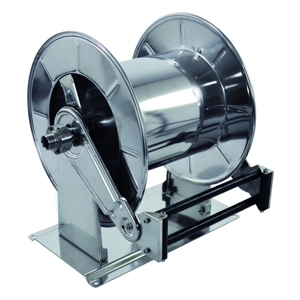AV6002 - Carretes de mangueras para agua - Alto flujo 0-100 BAR / 0-1450 PSI