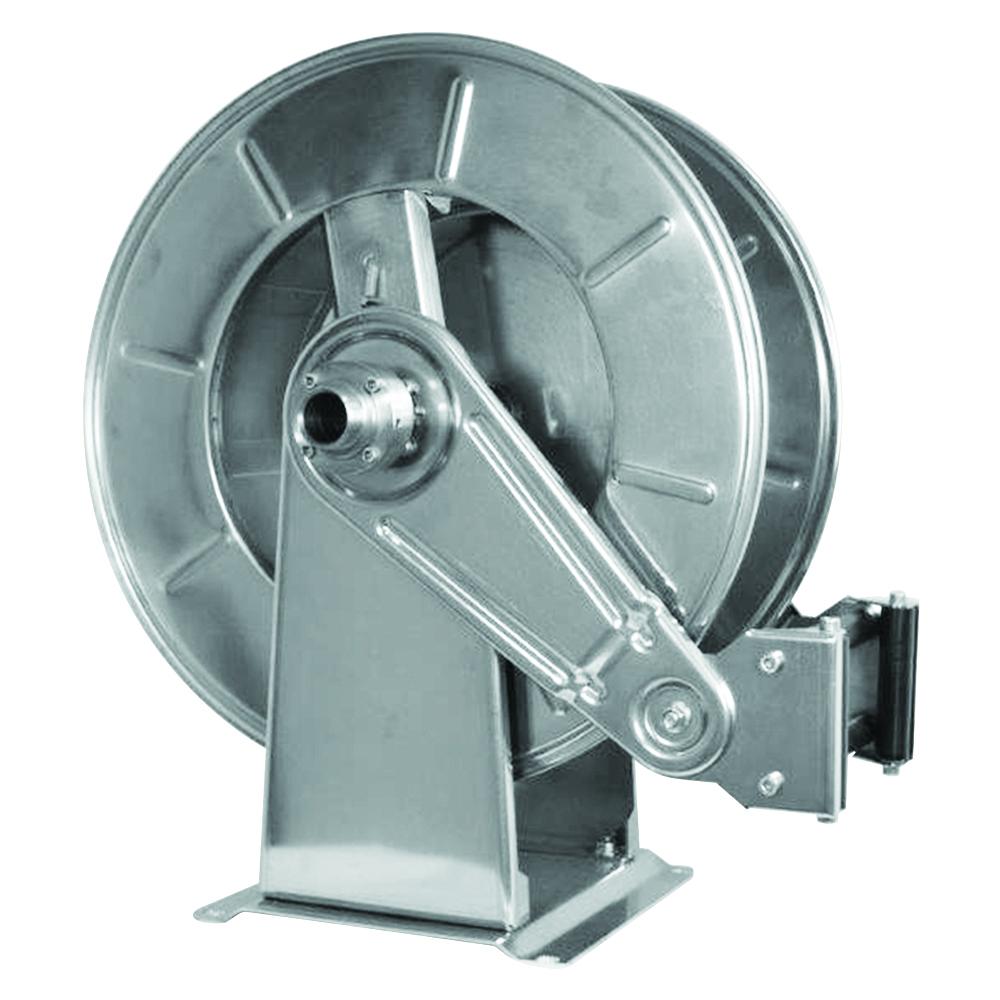 AV6005 - Carretes de mangueras para agua - Alto flujo 0-100 BAR / 0-1450 PSI