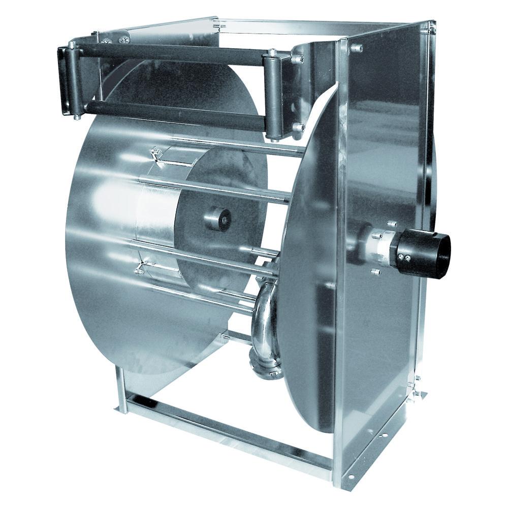 AV2080 - Carretes de mangueras para agua - Alto flujo 0-100 BAR / 0-1450 PSI