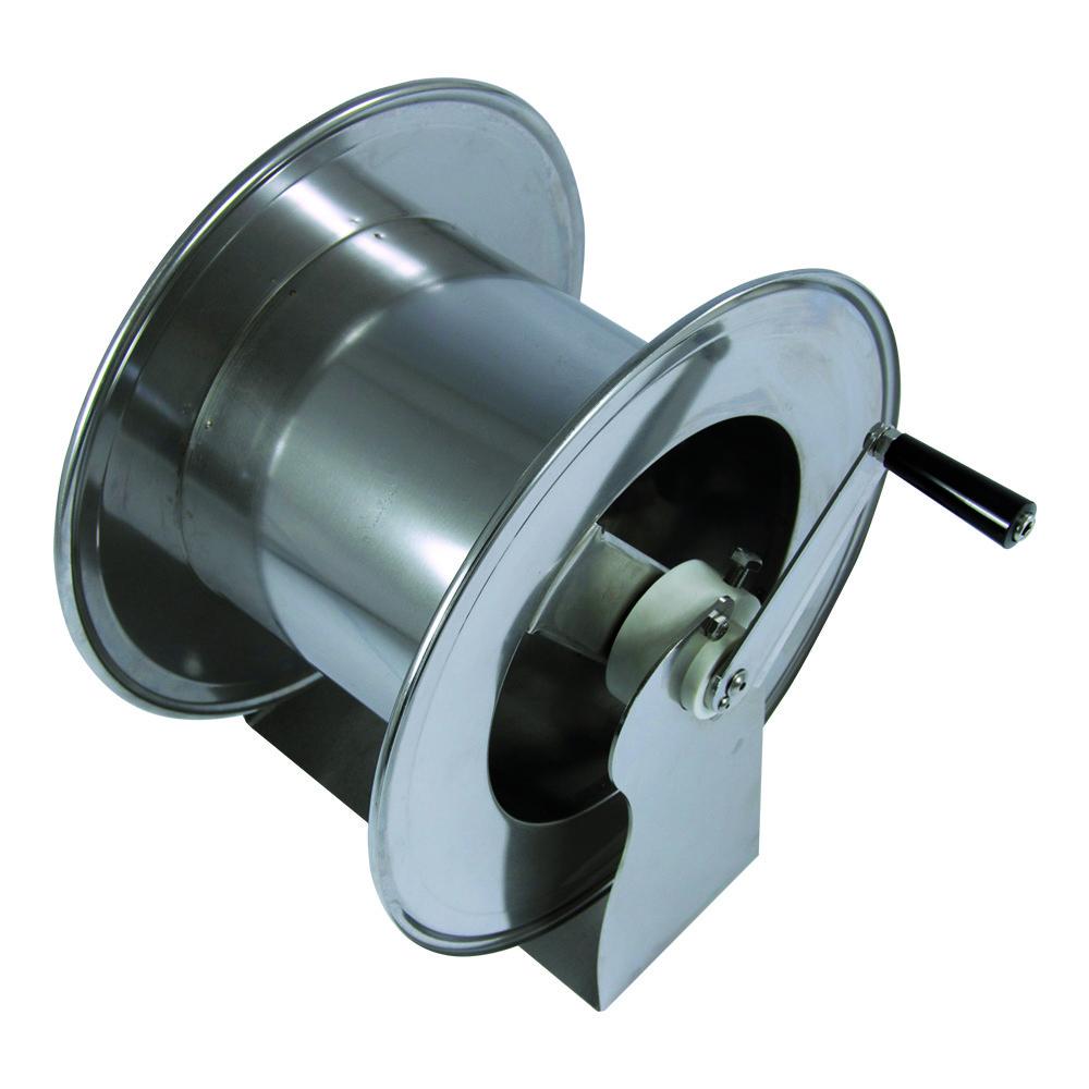 AVM9816 - Carretes de mangueras para agua - Alto flujo 0-100 BAR / 0-1450 PSI