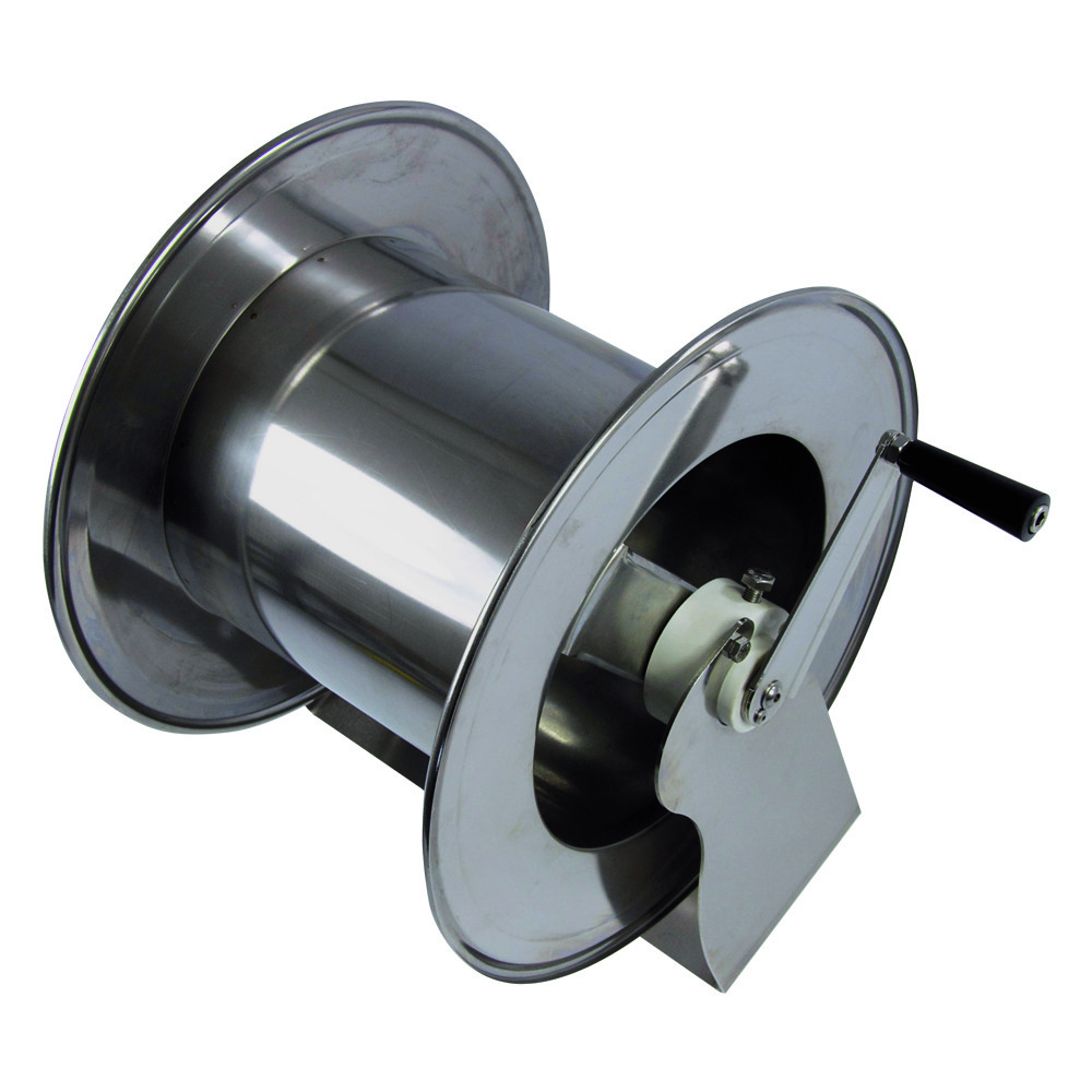 AVM9851 - Carretes de mangueras para agua - Alto flujo 0-100 BAR / 0-1450 PSI