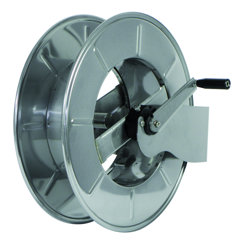 AVM9922 - Carretes de mangueras para agua - Alto flujo 0-100 BAR / 0-1450 PSI