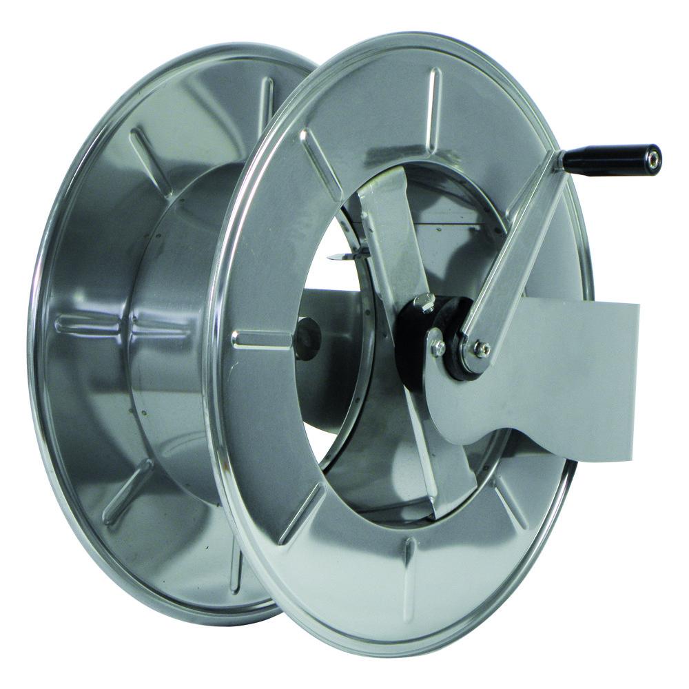 AVM9923 - Carretes de mangueras para agua - Alto flujo 0-100 BAR / 0-1450 PSI