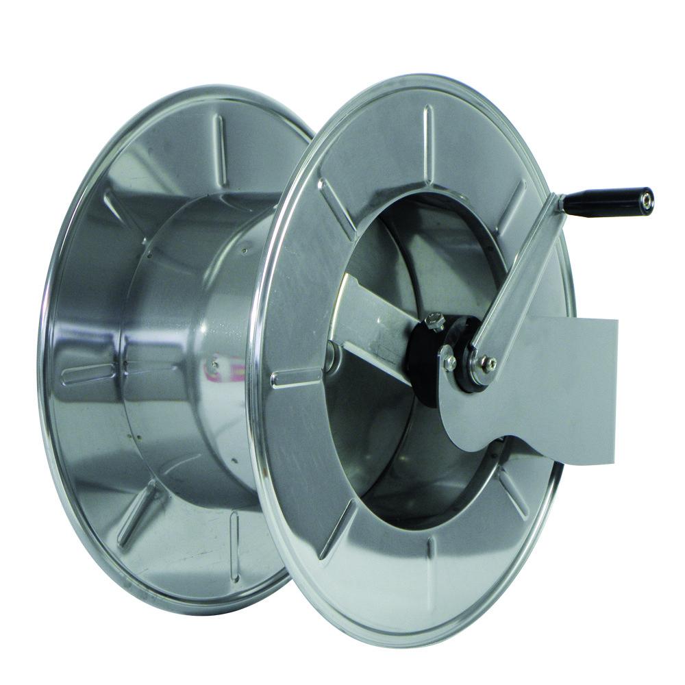 AVM9924 - Carretes de mangueras para agua - Alto flujo 0-100 BAR / 0-1450 PSI