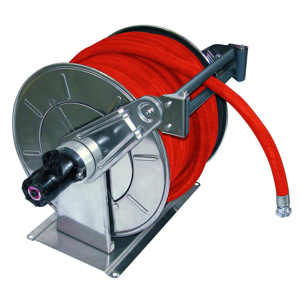 AV6500 1000 - Carretes de manguera para agua - alta presión 1000 BAR / 14500 PSI