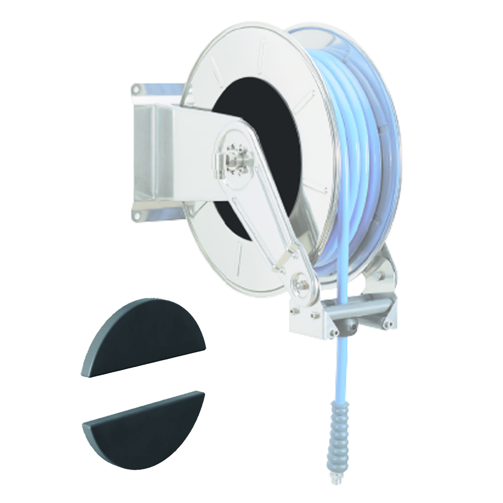 CO-600 - Carrete de manguera para agua- Alta presiòn hasta 600 BAR / 8700 PSI