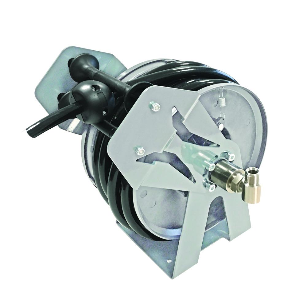 AVHP 15X - Carretes de manguera para agua - Presion 0-200 Bar / 0-2900 PSI