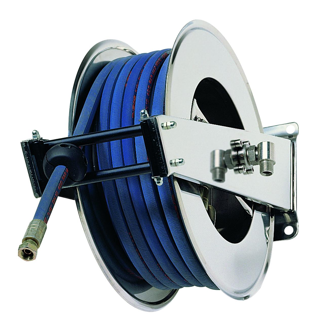AV2000 400 - Carretes de manguera para agua -  Alta Presión hasta 400 bar / 5800 PSI