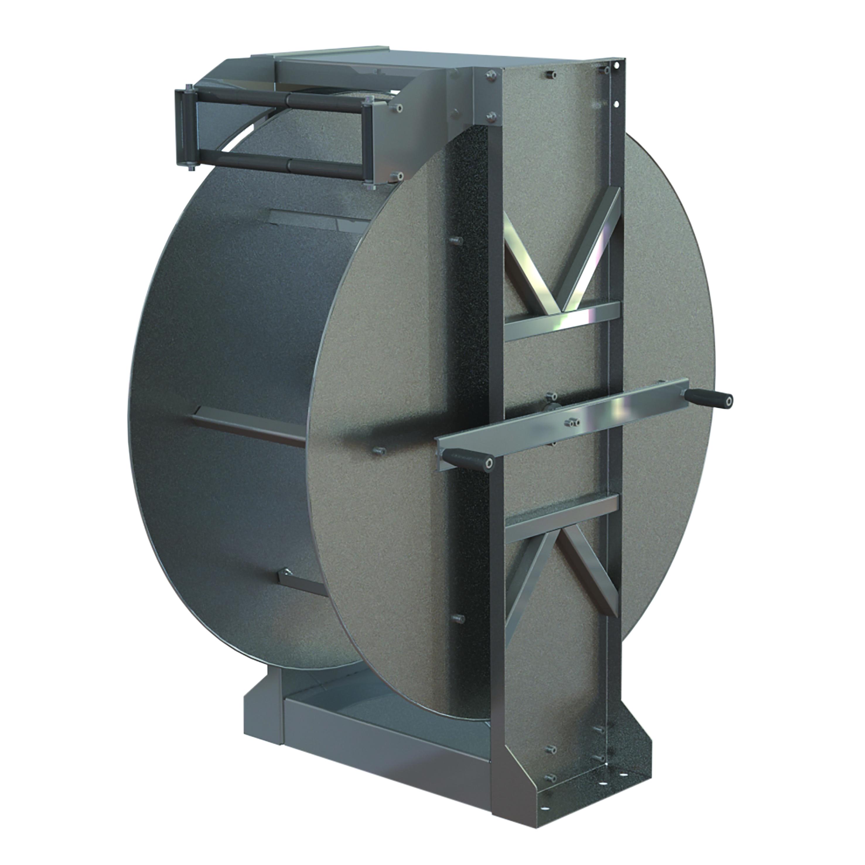 AVM2090 - Carretes de mangueras para agua - Alto flujo 0-100 BAR / 0-1450 PSI