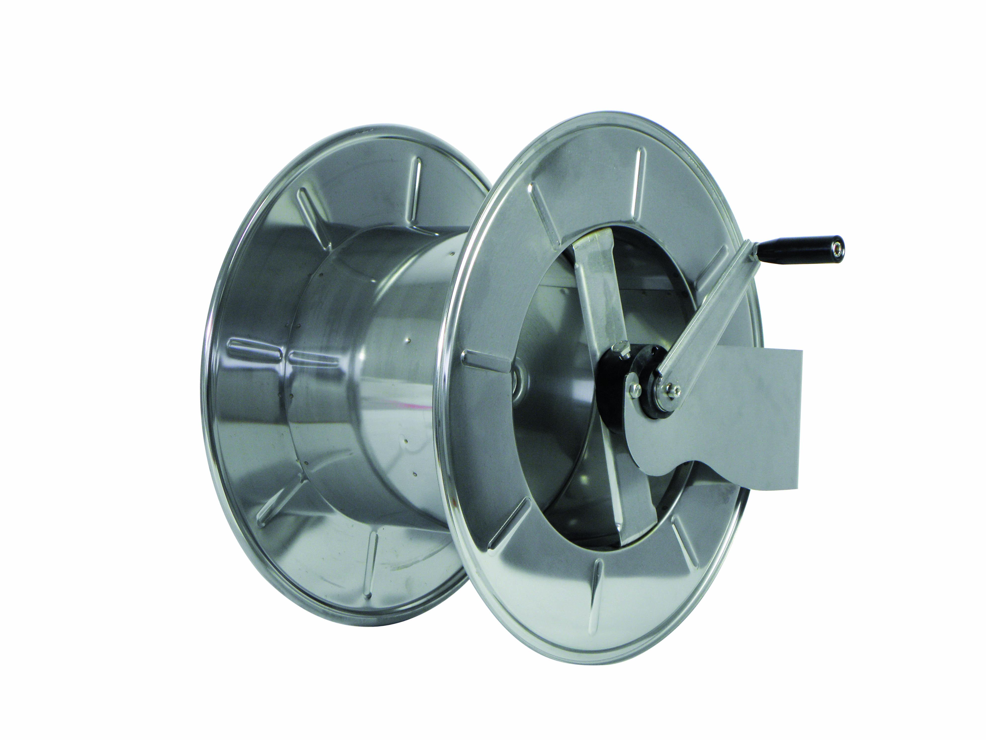 AVM9941 - Carretes de mangueras para agua - Alto flujo 0-80 BAR / 0-1160 PSI