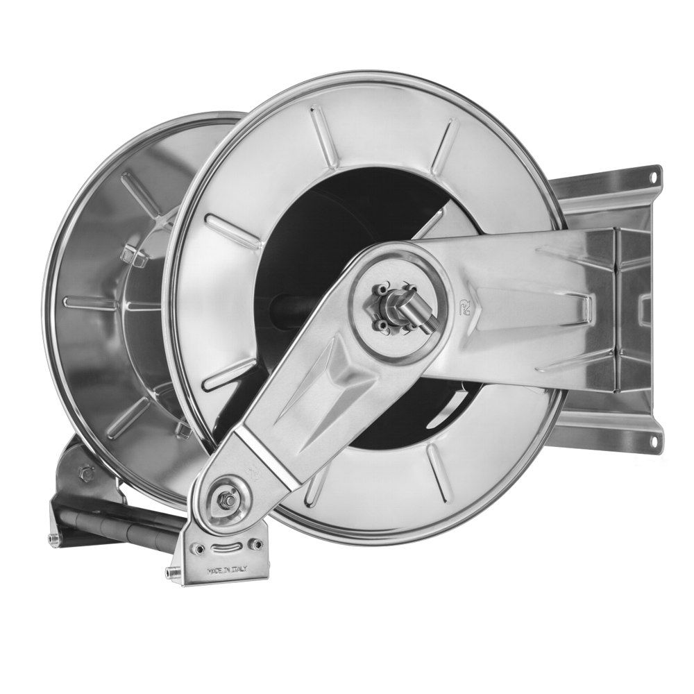 HR6410 BK - Carretes de manguera para agua - Presion 0-200 Bar / 0-2900 PSI
