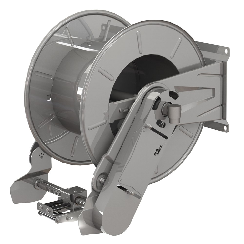 HR6200 HD - Carretes de manguera para agua - Presion 0-200 Bar / 0-2900 PSI
