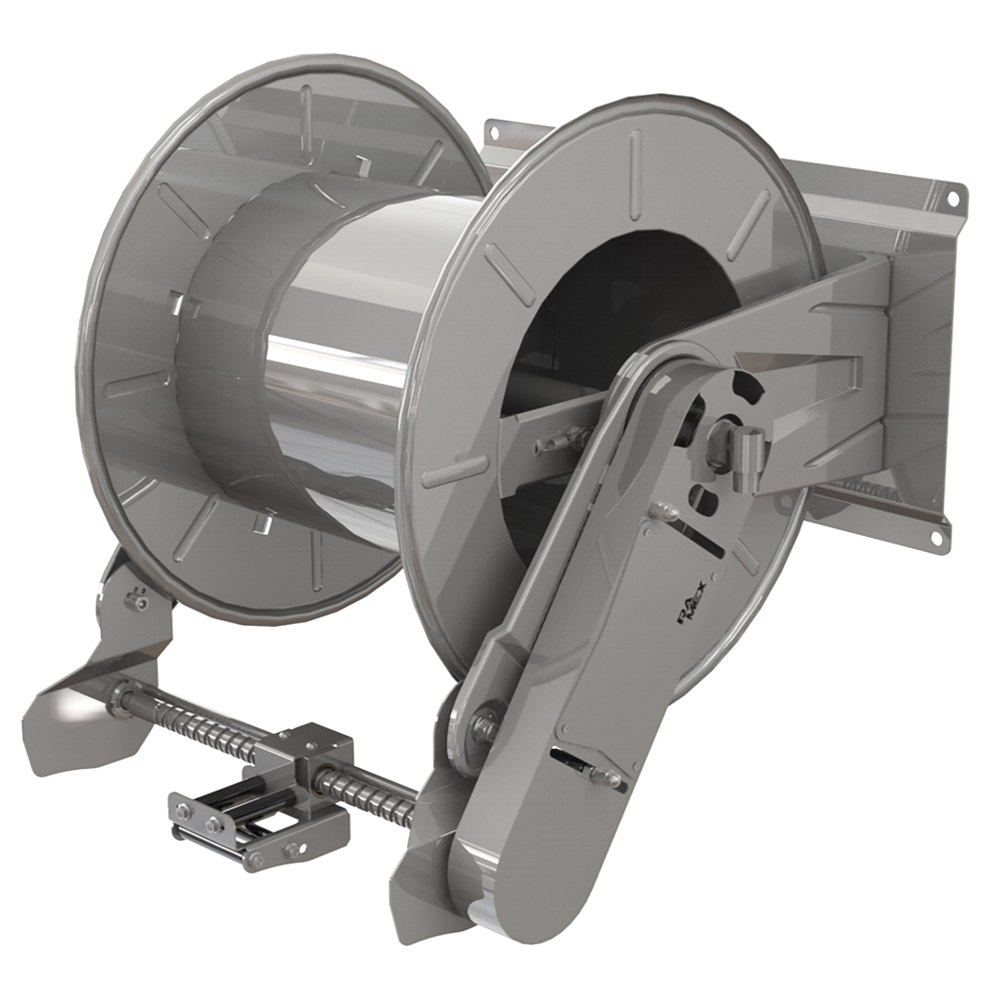 HR6001 HD - Carretes de manguera para agua - Presion 0-200 Bar / 0-2900 PSI