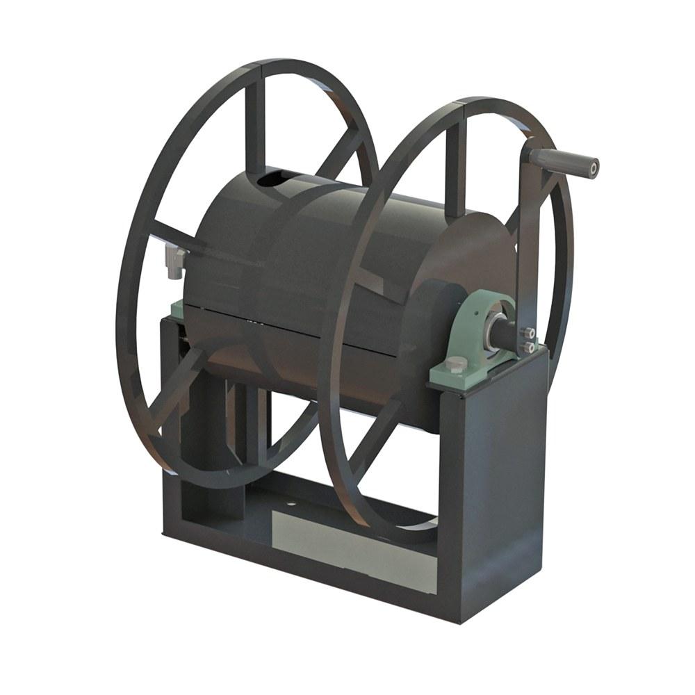 AVM8000 400 - Carretes de manguera para agua -  Alta Presión hasta 400 bar / 5800 PSI