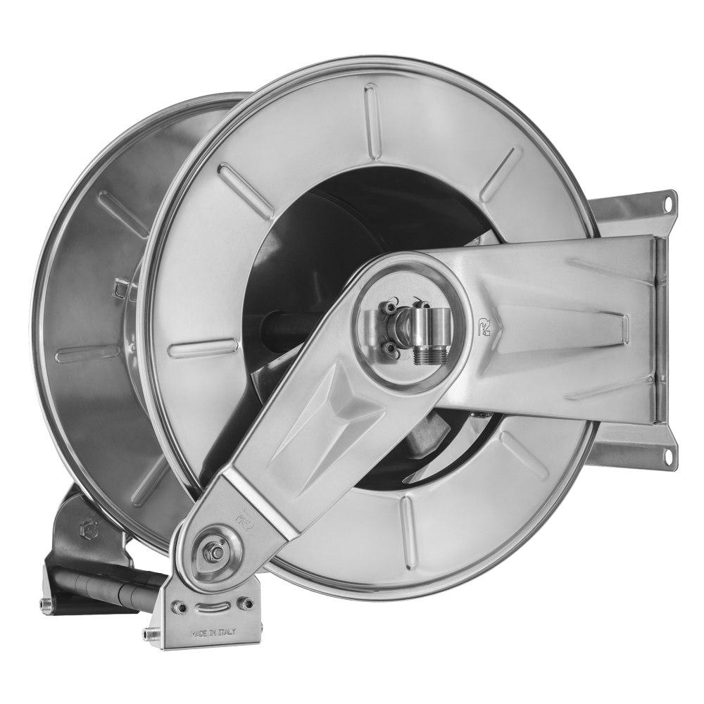 HREK 3500 - Carretes de manguera con motor eléctrico (12 V - 24 V - 230 V - 400 V)